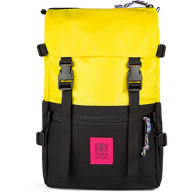 Topo Designs Rover Pack, yellow/black
